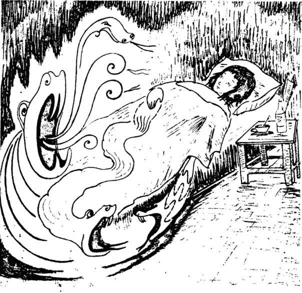 Галлюцинаторный синдром